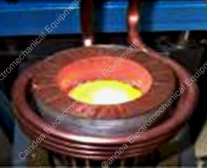 Medium Frequency Steel Billet Induction Forging Furnace Machinery 160kw pictures & photos