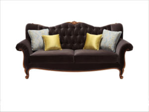 Home Furniture New Fashion Fabric Sofa for Living Room (H523) pictures & photos
