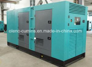 375kVA Cummins Soundproof Diesel Generator Set with CE/Soncap/CIQ Approval pictures & photos