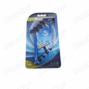 Twin Stainless Steel Blade Razr Popular for USA pictures & photos