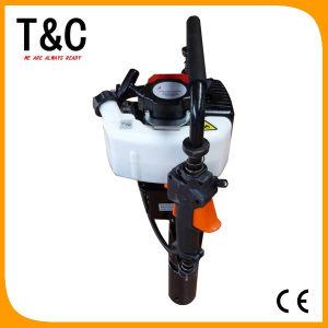 Tc-Pd01 Petrol Guardrail Post Driver