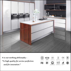 High Glossy Acrylic Kitchen Cabinet (ZH03) pictures & photos