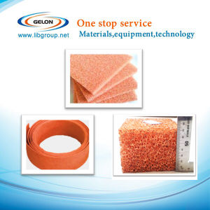 Fuel Cell Copper Foam for Battery Cathode Substrate, Purity> 99.99% pictures & photos