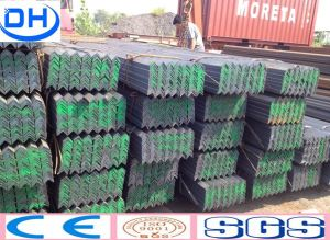 Angle Bar Sizes/Mild Angle Iron Bar for Construction Use pictures & photos