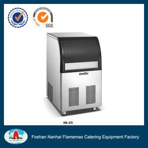 Ice Cube Maker Air Cooling for Sale (HI-25) pictures & photos