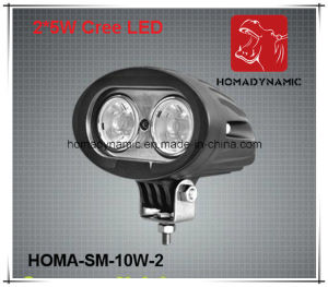 2*5W CREE LED Work Light LED Offroad Light LED Driving Light 4inch pictures & photos