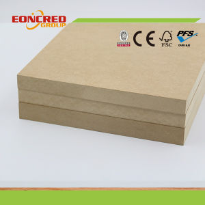 Melamine Laminated MDF/Plain MDF for Furniture pictures & photos