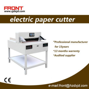 Electrical Paper Cutting Machine with 720mm Fn-7205px pictures & photos
