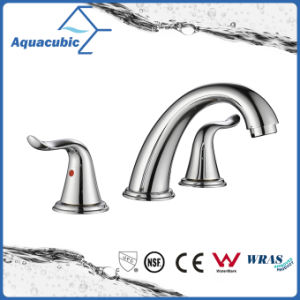 Modern Family Upc Bathroom Widespread Basin Sink Faucet (AF1073-6C) pictures & photos