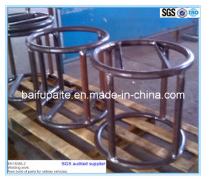 Heavy Duty Iron Pipe Circle Hanger Pump Support pictures & photos