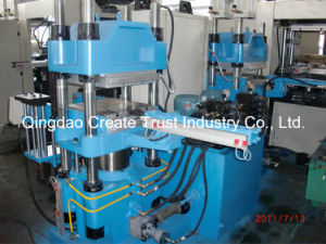 Full Automatic Control Rubber Moulding Press with CE Standards pictures & photos
