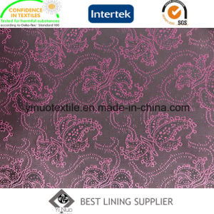 45%Viscose55%Polyester Jacquard Lining for Men′s Garment pictures & photos