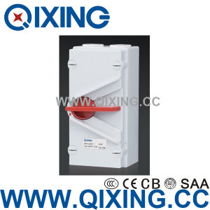 2014 New Type 2p/3p/4p IP66 Isolator Switches Weather Protected (QXF3-363) pictures & photos