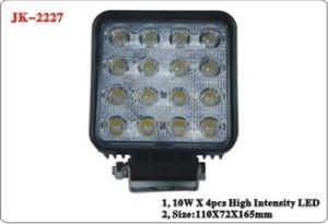 LED Work Lights 48W LED Work Lamp for Sale