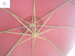 10ft (10M) Round Roma Umbrella Outdoor Umbrella Sun Parasol Beach Umbrella for Garden Umbrella pictures & photos
