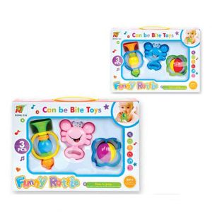 Hot Sale Baby Plastic Ring Toys Funny Baby Rattle (10214070) pictures & photos