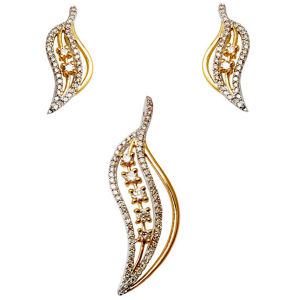 925 Sterling Silver Jewelry Set with Micro Set AAA CZ pictures & photos