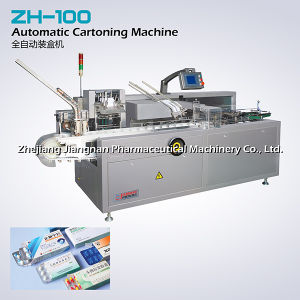 Automatic Cartoning Machine (ZH-100) pictures & photos