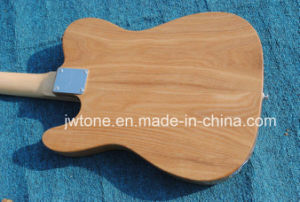 Hot Selling Ash Wood Body Hh Pickups Popular Tele Guitar pictures & photos