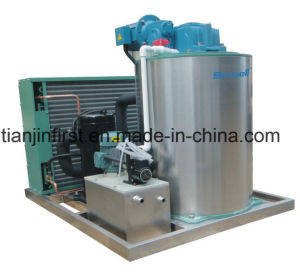 Good Price 1500kg/24/H Flake Ice Machine for Retain Freshness pictures & photos