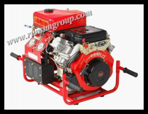 Small Fire Pump 22HP (FPD22)
