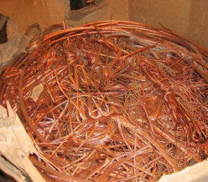 Hot Selling Copper Wire Scrap 99.9% pictures & photos
