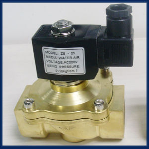Low Price High Pressure Water Solenoid Valve pictures & photos