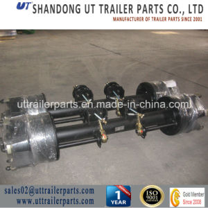 Trailer Alxe/6 Spider Axle/BPW Axle/China Made Axle/Germany Type Axle/Semi Trailer Axle pictures & photos