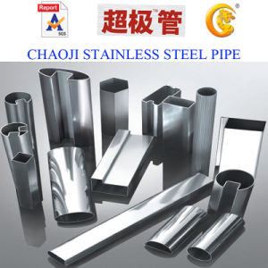 SUS 304, 316 Stainless Steel Stair Railing Pipe and Fittings pictures & photos