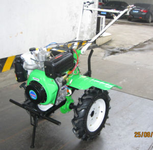 10HP 6.3kw Zhejiang Cheap Price Diesel Tiller with D186f Engine pictures & photos