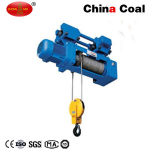 Electric Wire Rope Cable Hoist pictures & photos