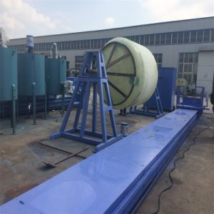 FRP CNC Automatic High Quality FRP GRP Tank Equipment pictures & photos