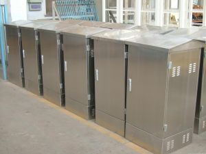 Stainless Steel Control Cabinet pictures & photos