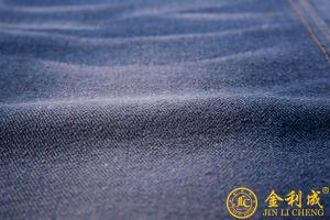 12-Ounce Indigo Pure Denim Fabric pictures & photos