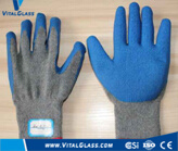 11 Gauge Safety Latex Coated Work Glove pictures & photos