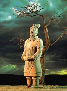 3D Lenticular Picture of Terra-Cotta Warriors pictures & photos