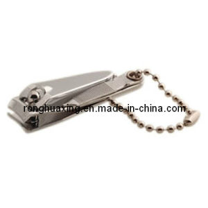 Finger Nail Clipper with File and Chain N-0714ab pictures & photos