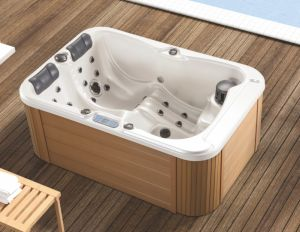 CE Approval Massage Bathtub, Acrylic Outdoor SPA (JL085) pictures & photos