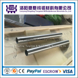 Hot Product 99.95% ASTM B387 Molybdenum Tube/Moly Tubes/Molybdenum Pipes pictures & photos