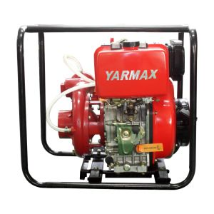 Yarmax Farm Agricultural Irrigation Diesel Water Pump Ce&ISO9001 Approved pictures & photos