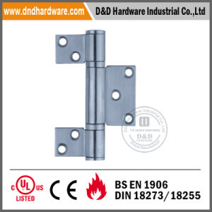 Ss Three Leaves Hinge for Doors with UL pictures & photos