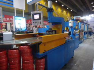 High Quality and Speed Wire and Cable Extrusion Machine Manufacture pictures & photos