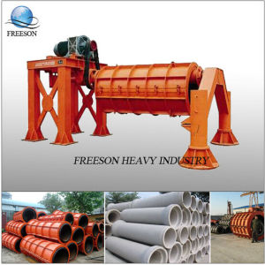 Hanging Roller Concrete Pipe Making Machinery pictures & photos
