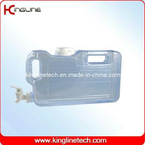 1.1 Gallon Plastic Jug Wholesale BPA Free with Spigot (KL-8009) pictures & photos