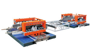 for Glass Edges and Glass Loading Double Edging Glass Production Line pictures & photos