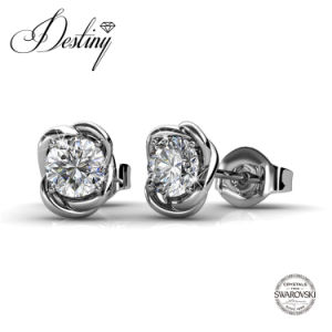 Destiny Jewellery Crystal From Swarovski Dream Catcher Earrings