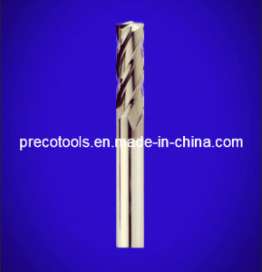 High Precision 4 Flute Solid Carbide End Mills pictures & photos