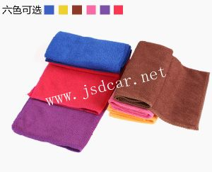 30 * 30 Microfiber Towel (JSD-T0018) pictures & photos