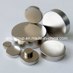 High Performance SmCo Magnet Disc pictures & photos