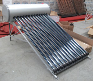 150L Heat Pipe High Pressure Solar Water Heater pictures & photos